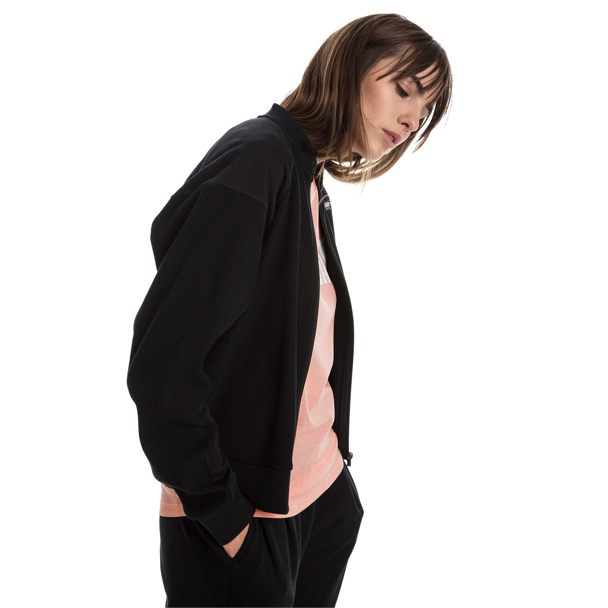 Thumbnail 1 of Fusion Jacket, Cotton Black, medium