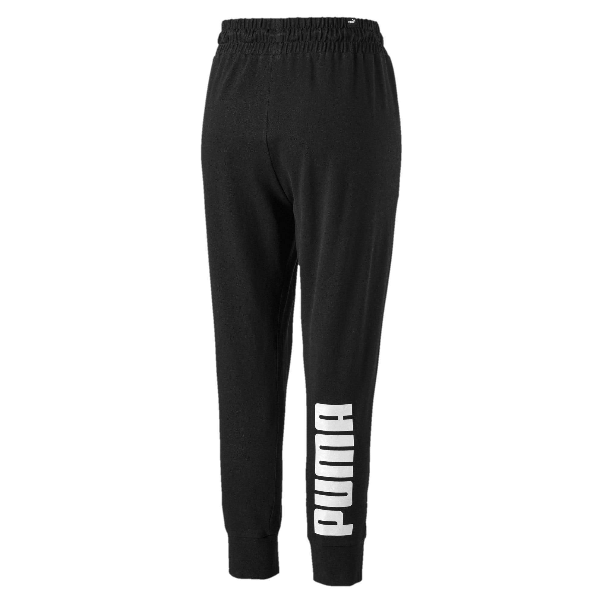 Miniatura 3 de Pantalones de verano para mujer, Cotton Black, mediano