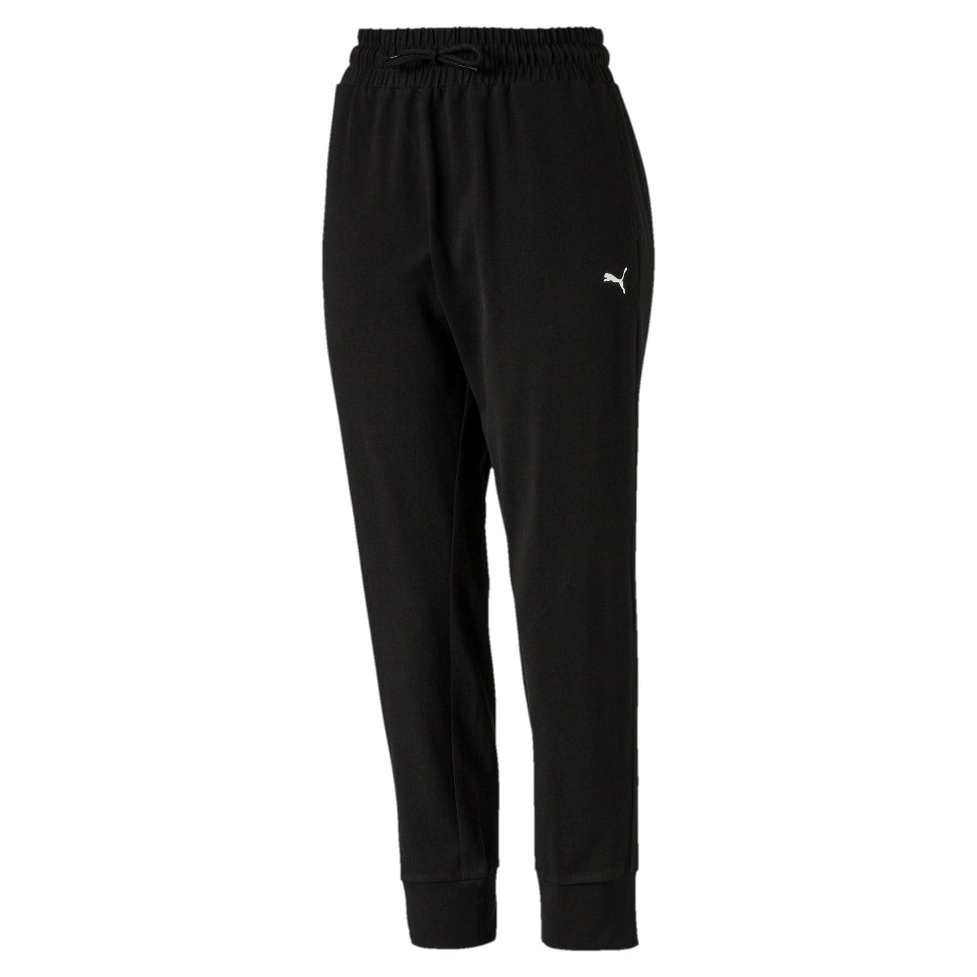 Miniatura 1 de Pantalones de verano para mujer, Cotton Black, mediano