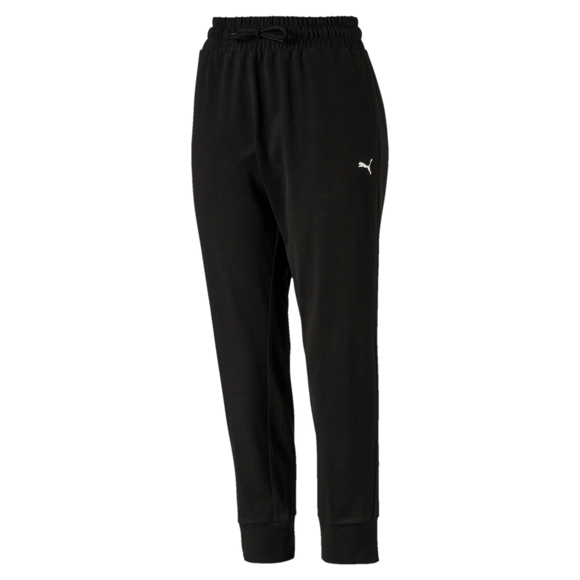 Thumbnail 1 of Women's Summer Pants, Cotton Black, medium