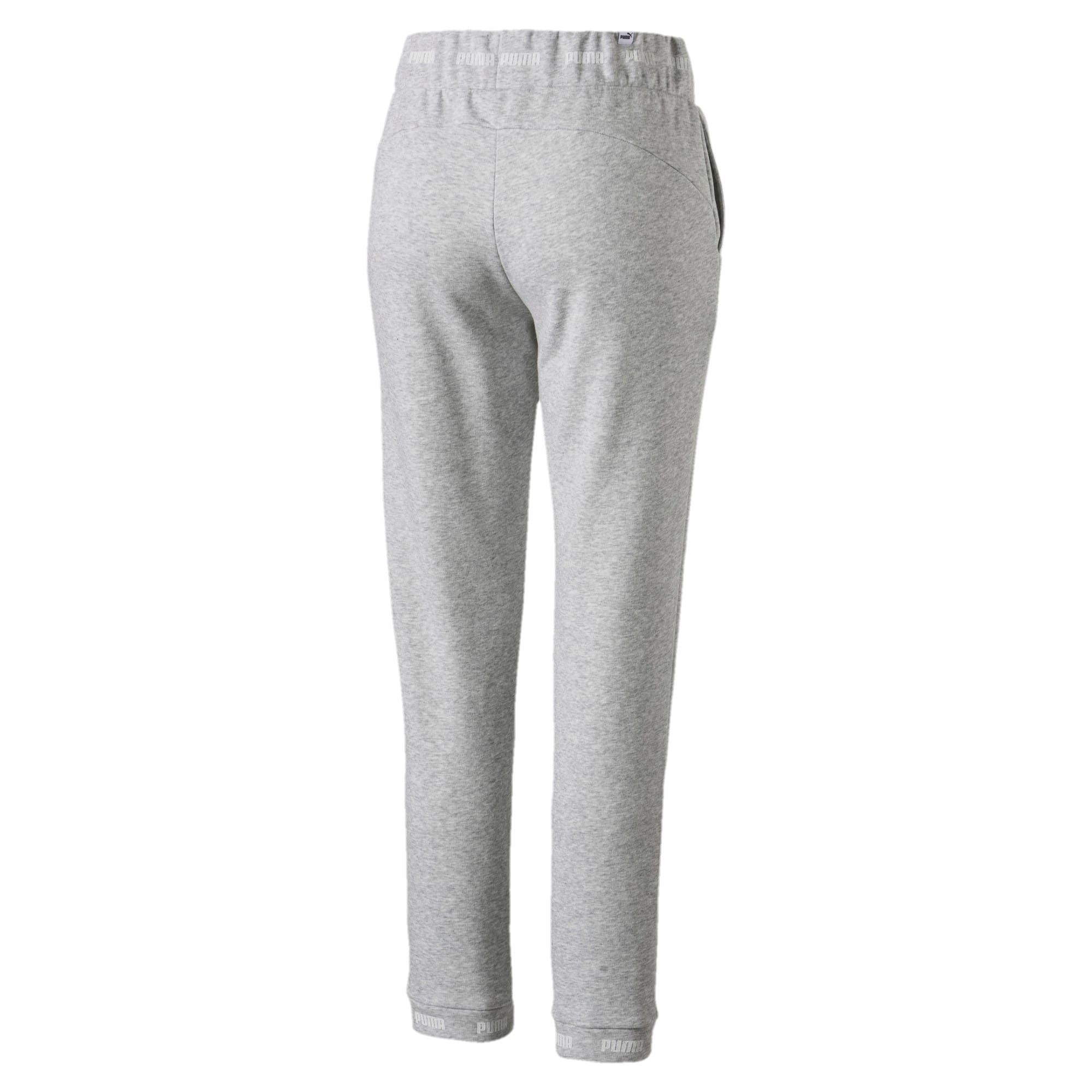 Thumbnail 2 of Amplified Women's Sweatpants, Light Gray Heather, medium