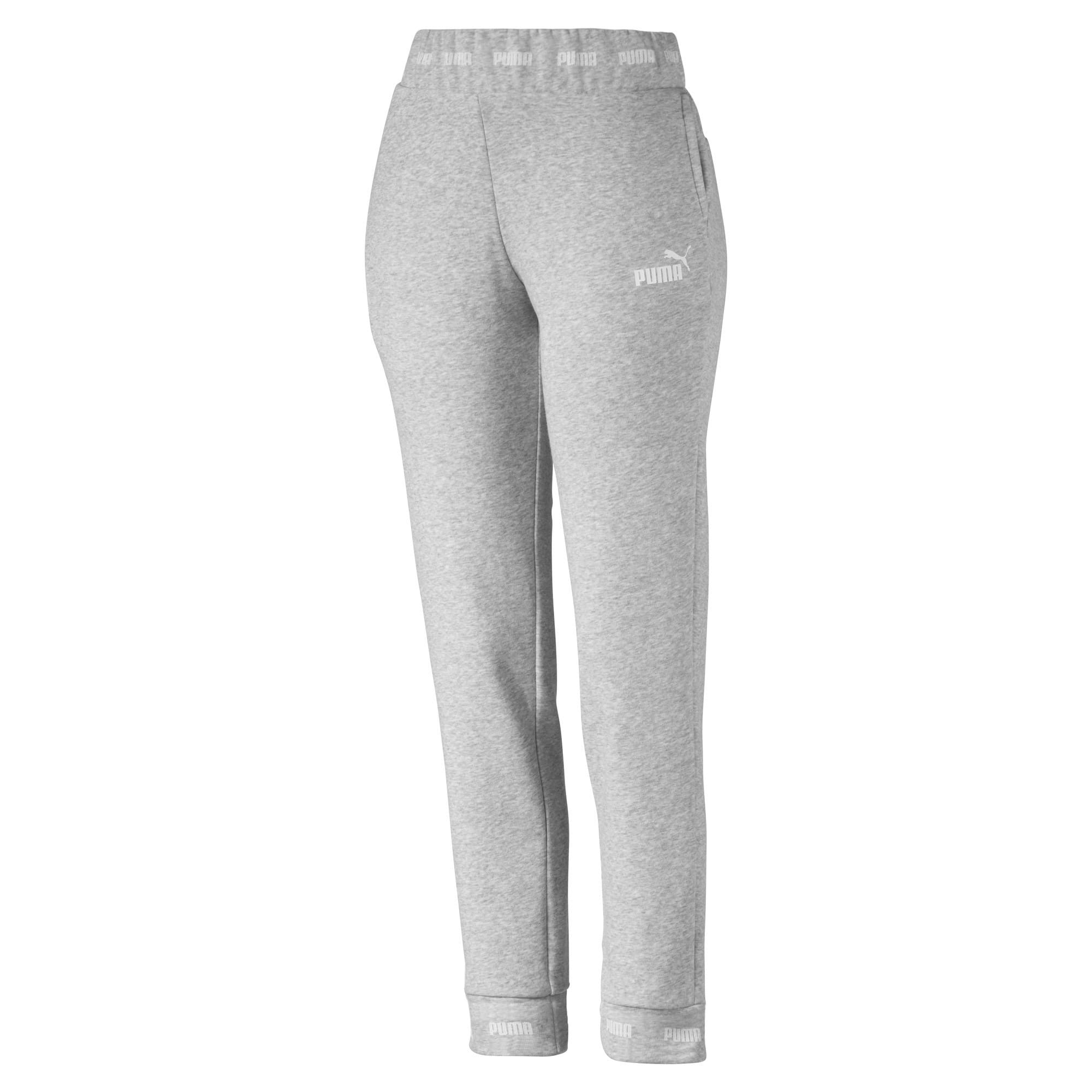 Thumbnail 1 of Amplified Women's Sweatpants, Light Gray Heather, medium