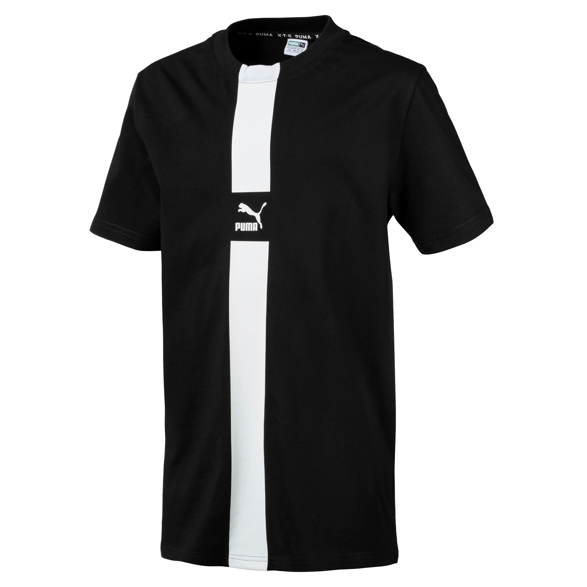 Thumbnail 1 of XTG Jungen T-Shirt, Cotton Black, medium