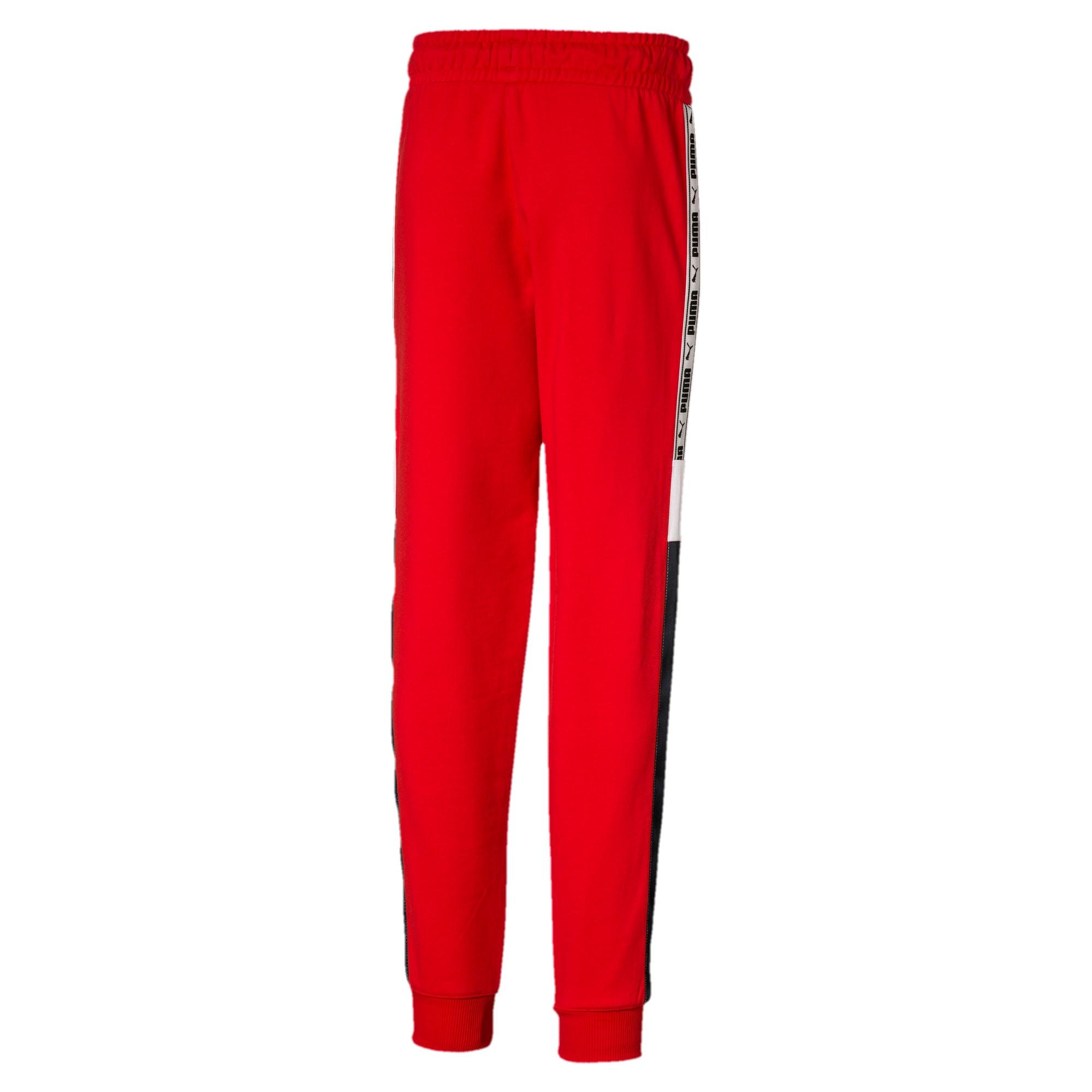 Miniatura 2 de Pantalones deportivos PUMA XTG JR, High Risk Red, mediano