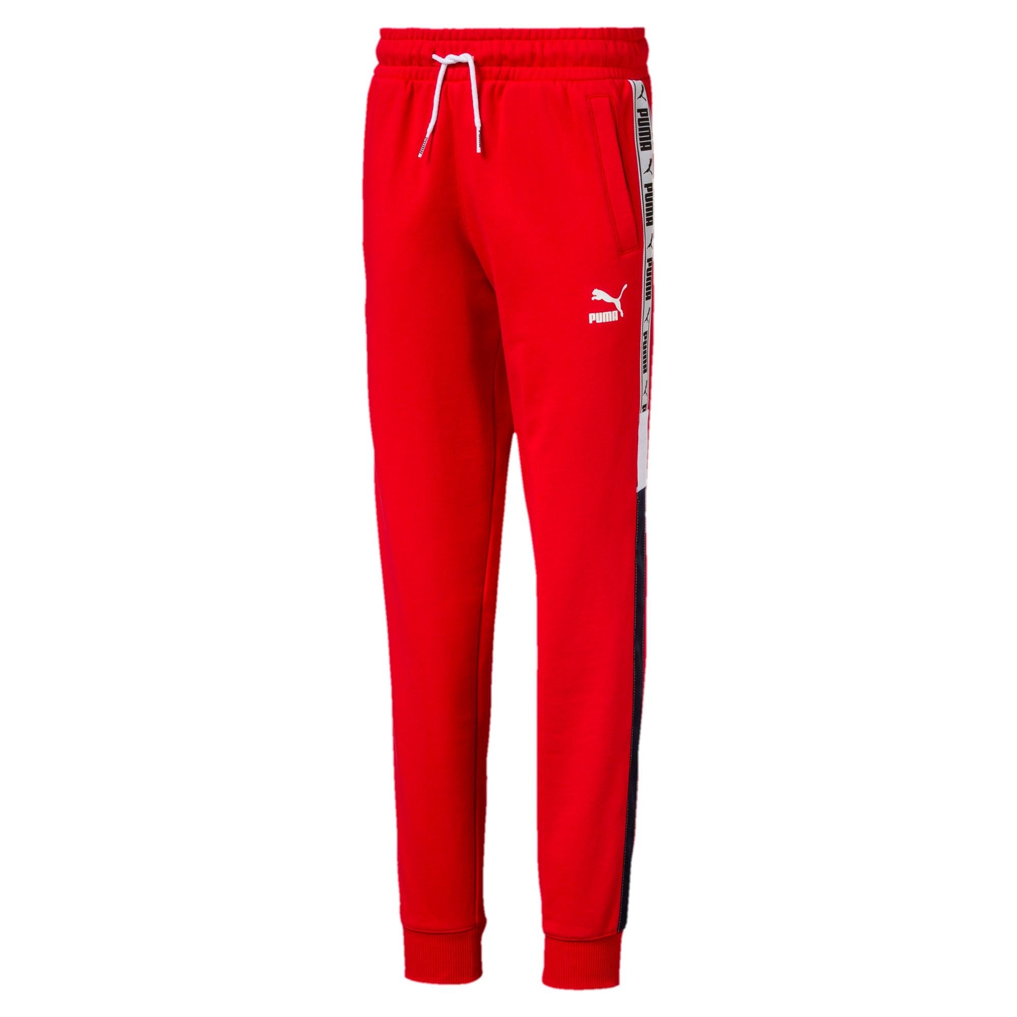 Miniatura 1 de Pantalones deportivos PUMA XTG JR, High Risk Red, mediano