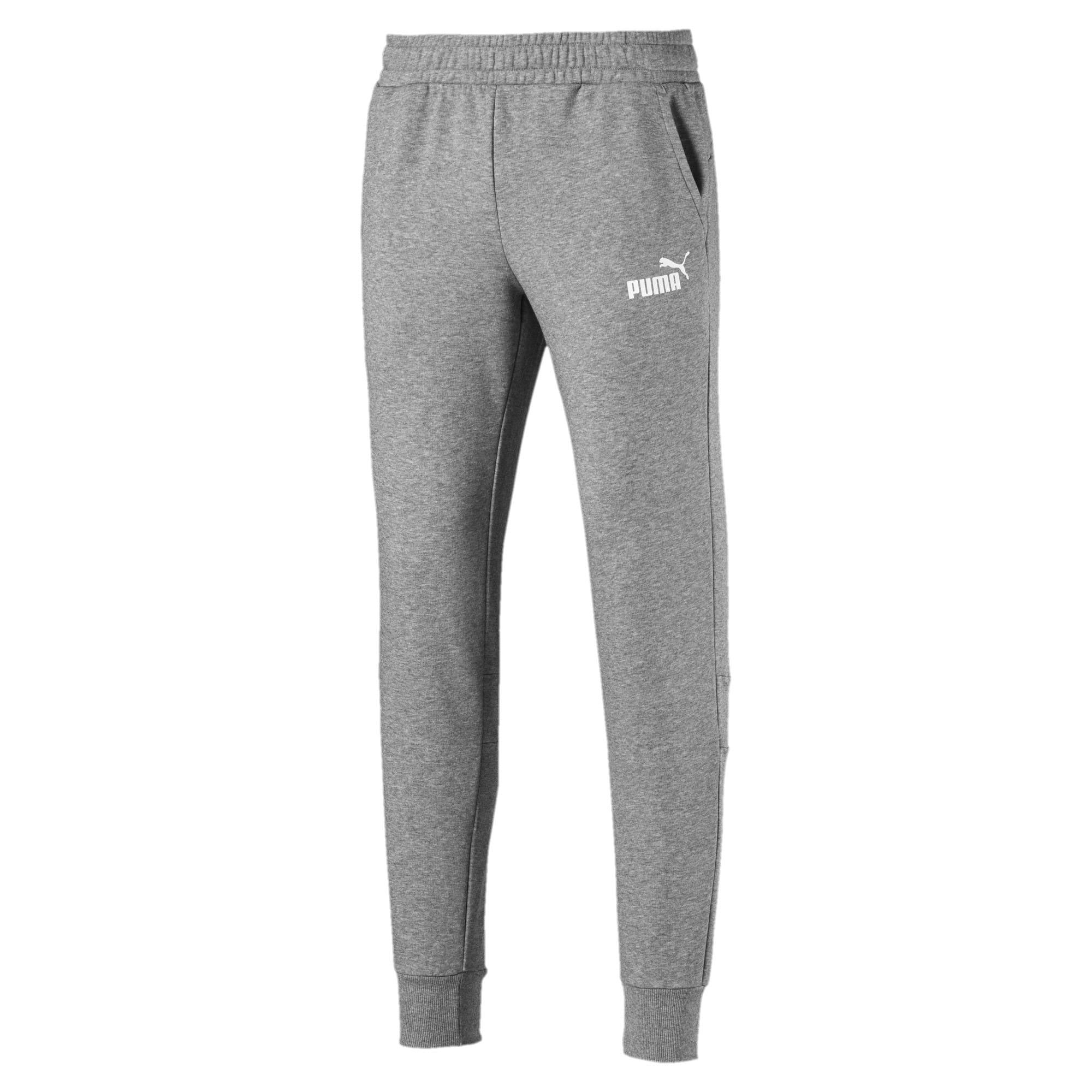 Thumbnail 5 of Amplified Men's Sweatpants, Medium Gray Heather, medium