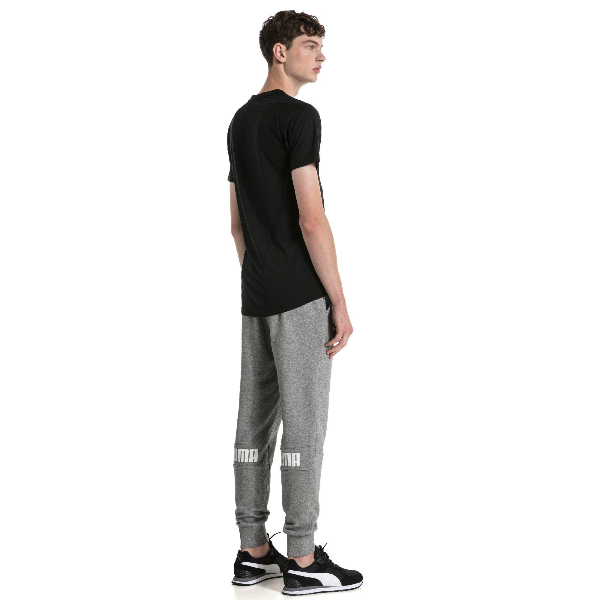 Thumbnail 3 of Amplified Men's Sweatpants, Medium Gray Heather, medium
