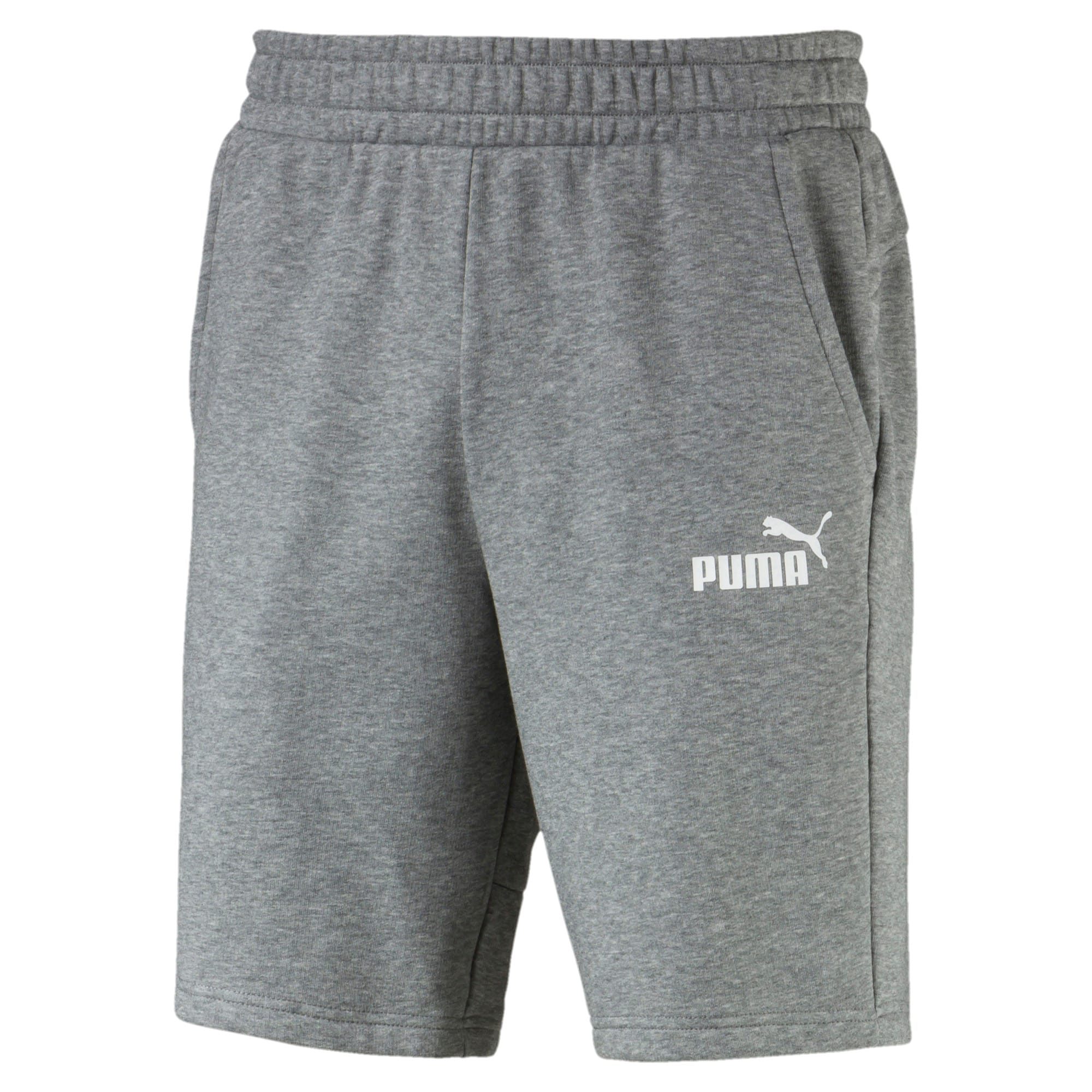 "Thumbnail 1 of Amplified Shorts 10"" TR, Medium Gray Heather, medium"