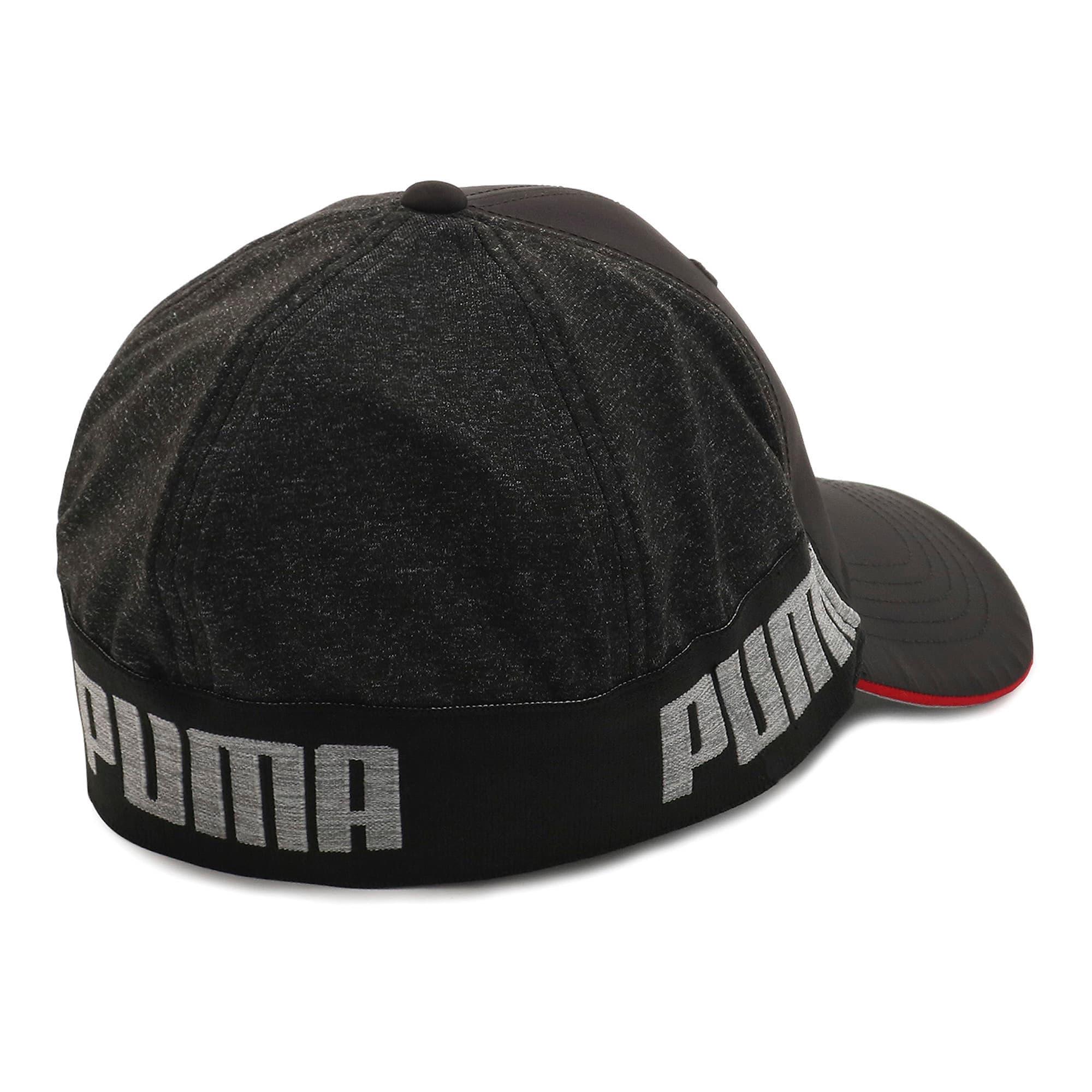 Thumbnail 2 of ゴルフ ストレッチバンド キャップ, Puma Black, medium-JPN