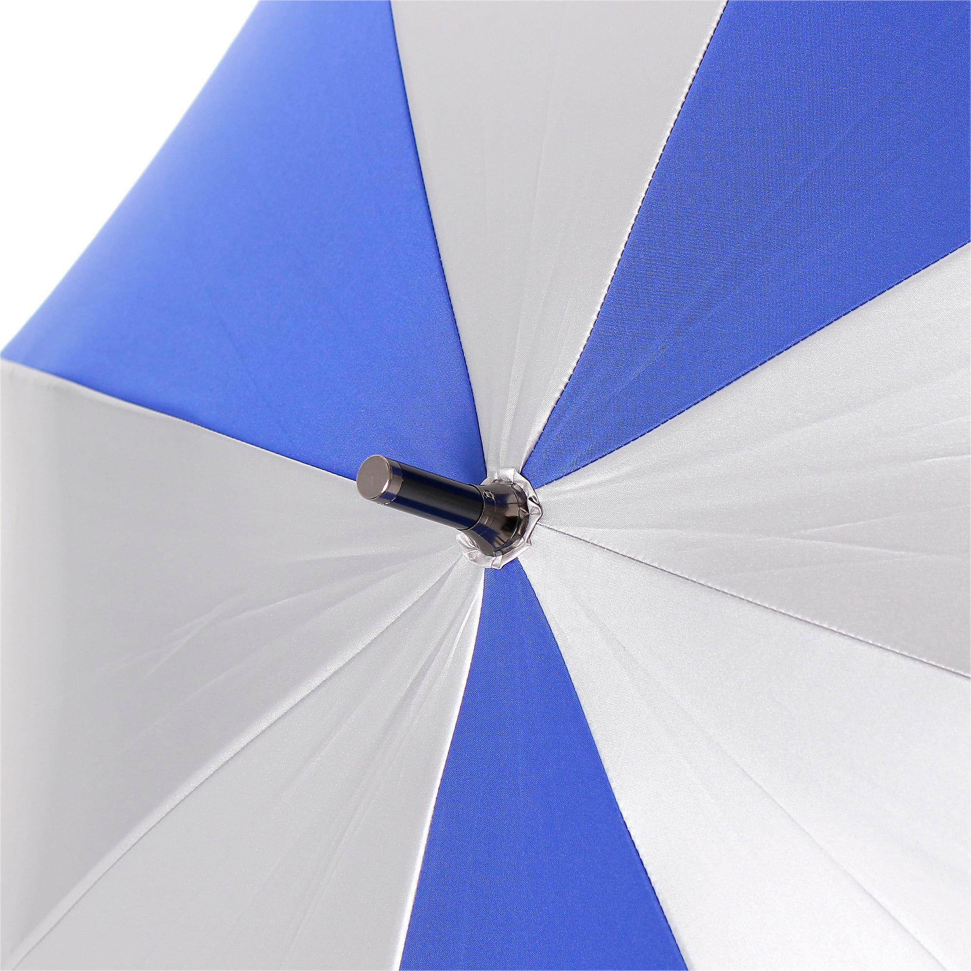 Thumbnail 8 of ゴルフ UVカット シルバー 70 傘, snokel blue, medium-JPN