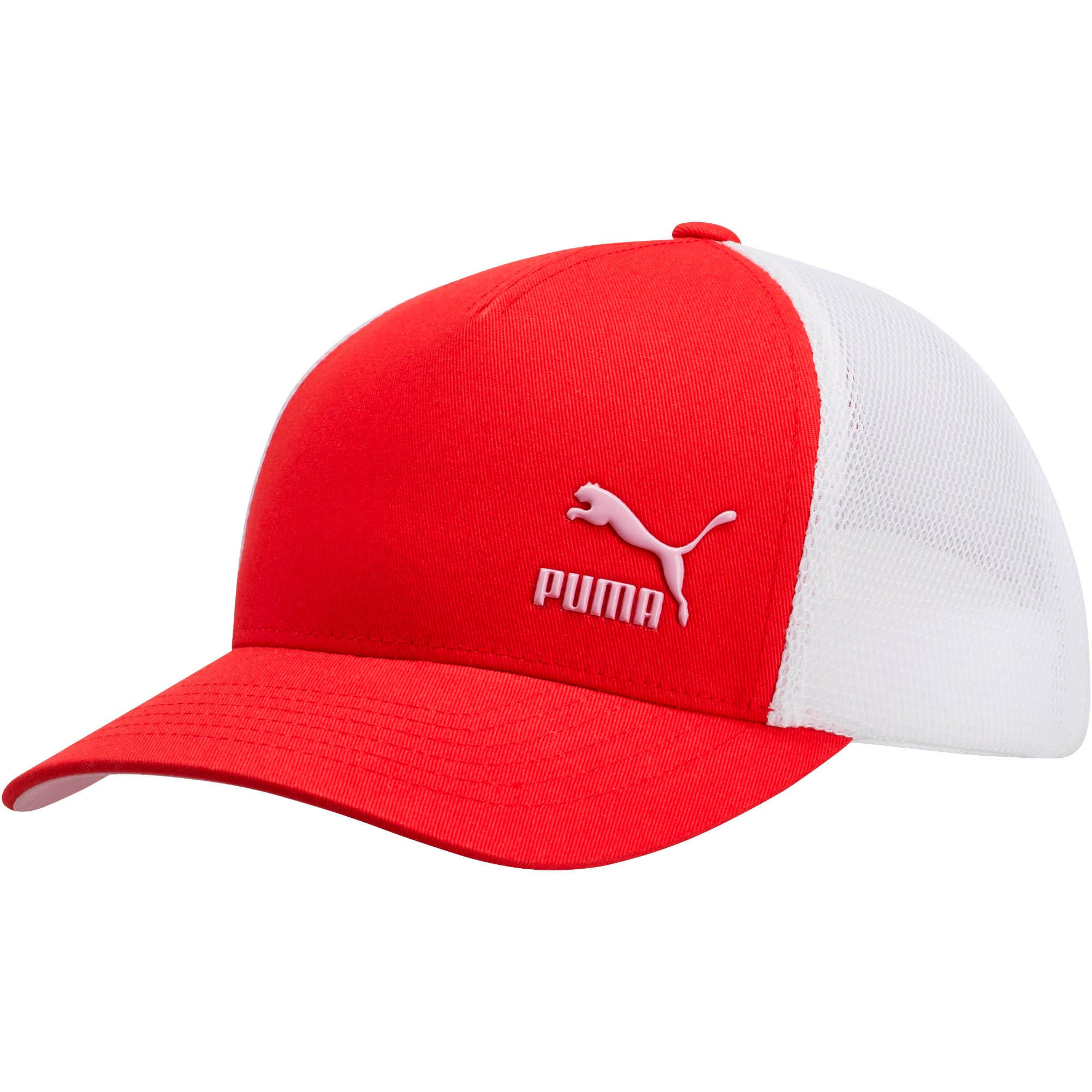 Thumbnail 1 of ULTIMATE SNAPBACK HAT, Bright Red, medium