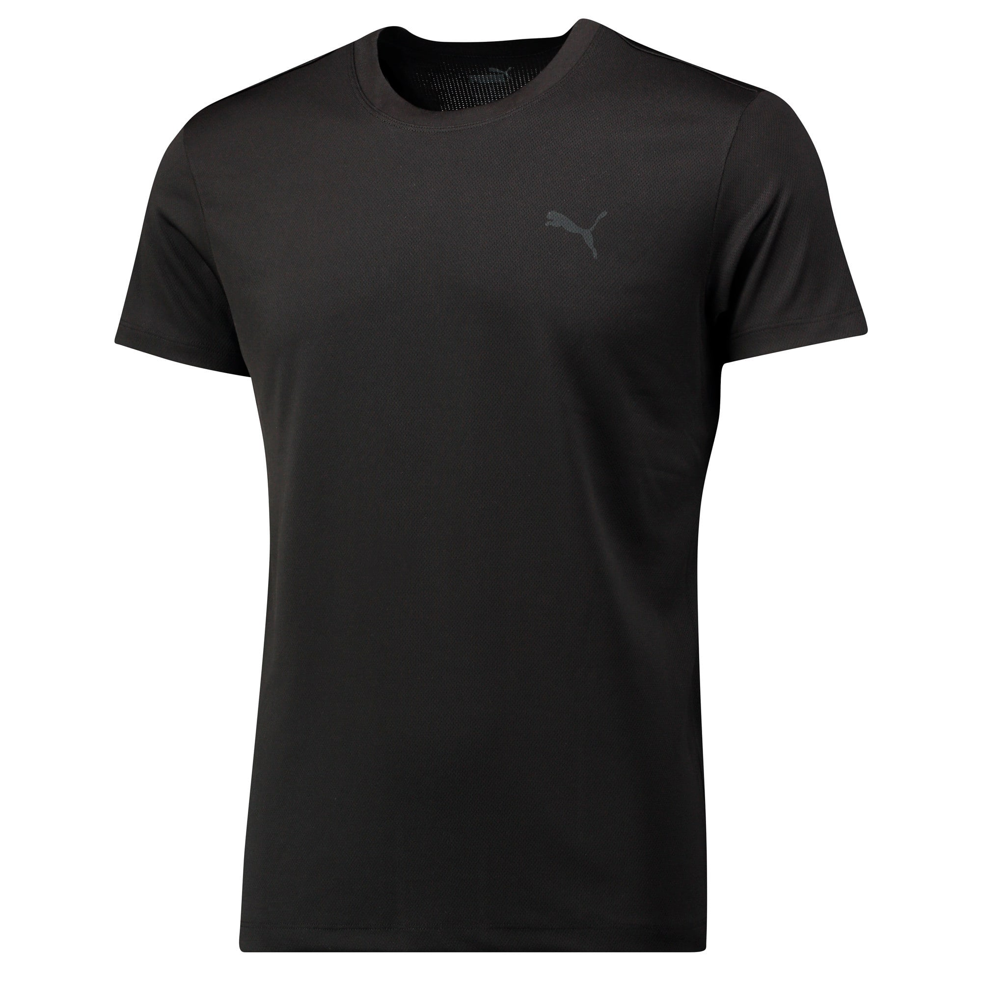 Thumbnail 3 of Active Men's Cree T-Shirt, black, medium
