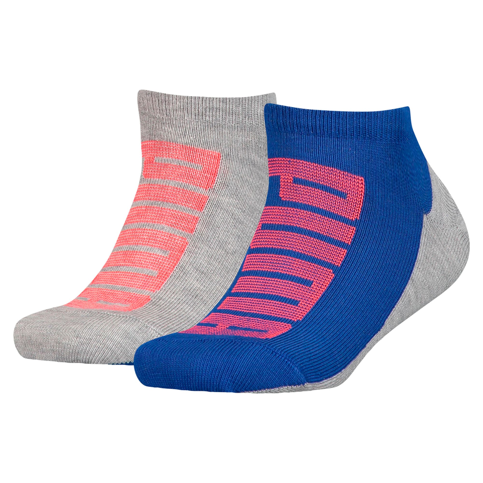 Logo Jungen Sneaker Socken 2er Pack