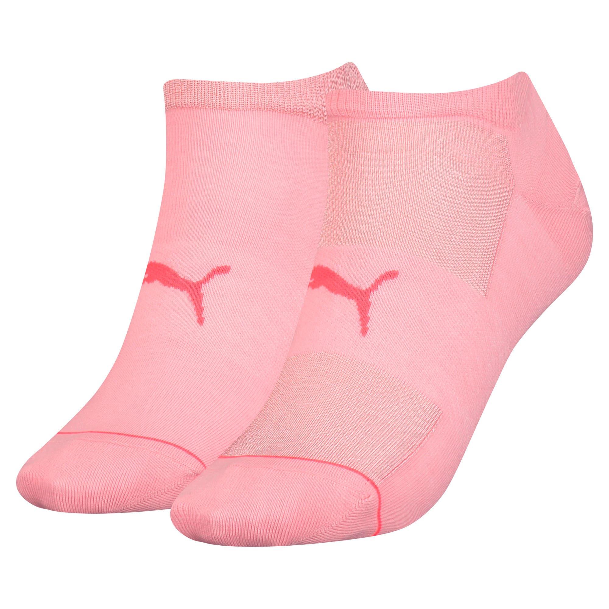 Puma Geschäft,Puma All Over Logo Trainer Socken 2 Pack Damen
