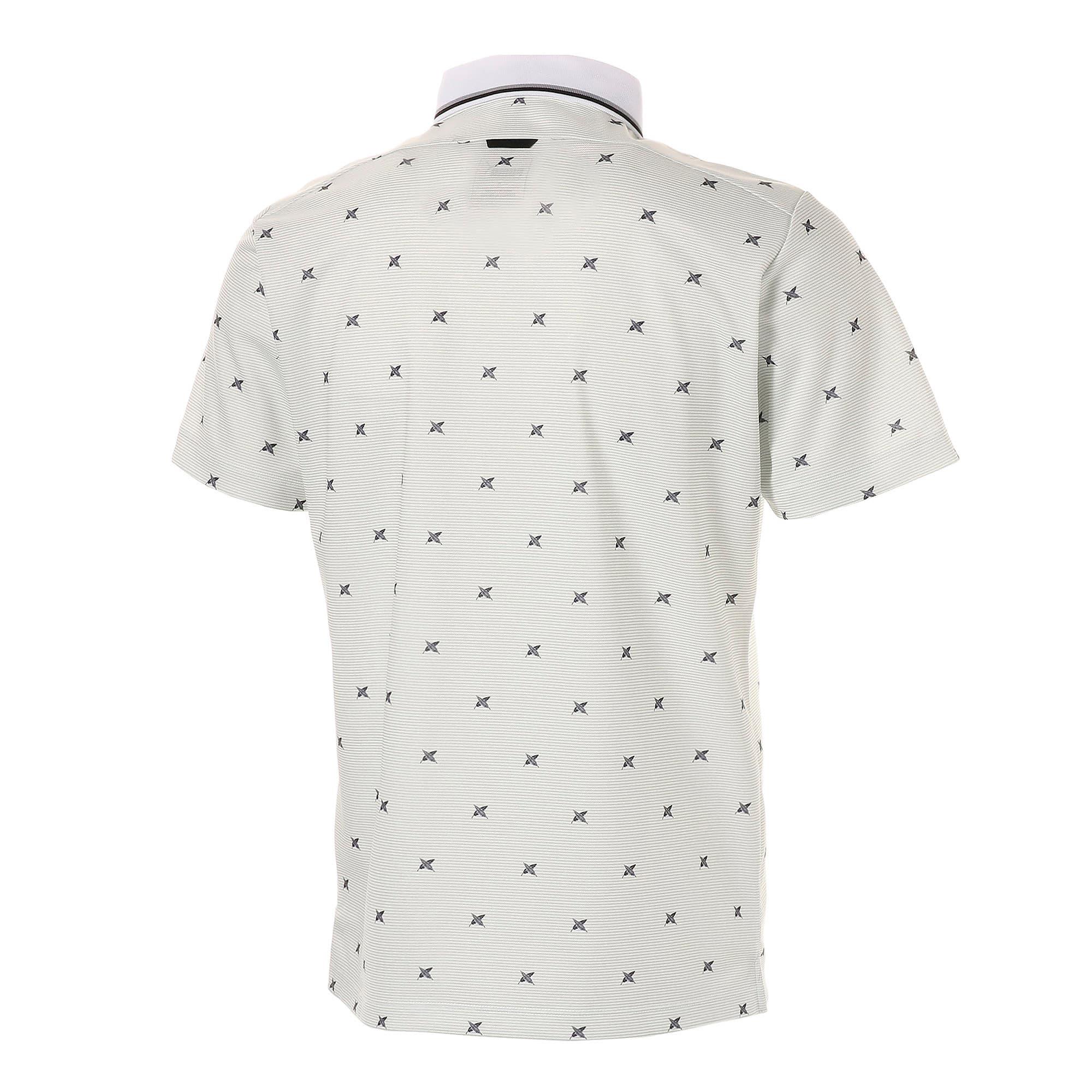 Thumbnail 3 of ゴルフ フェザーフュージョン SSポロシャツ 半袖, Bright White, medium-JPN