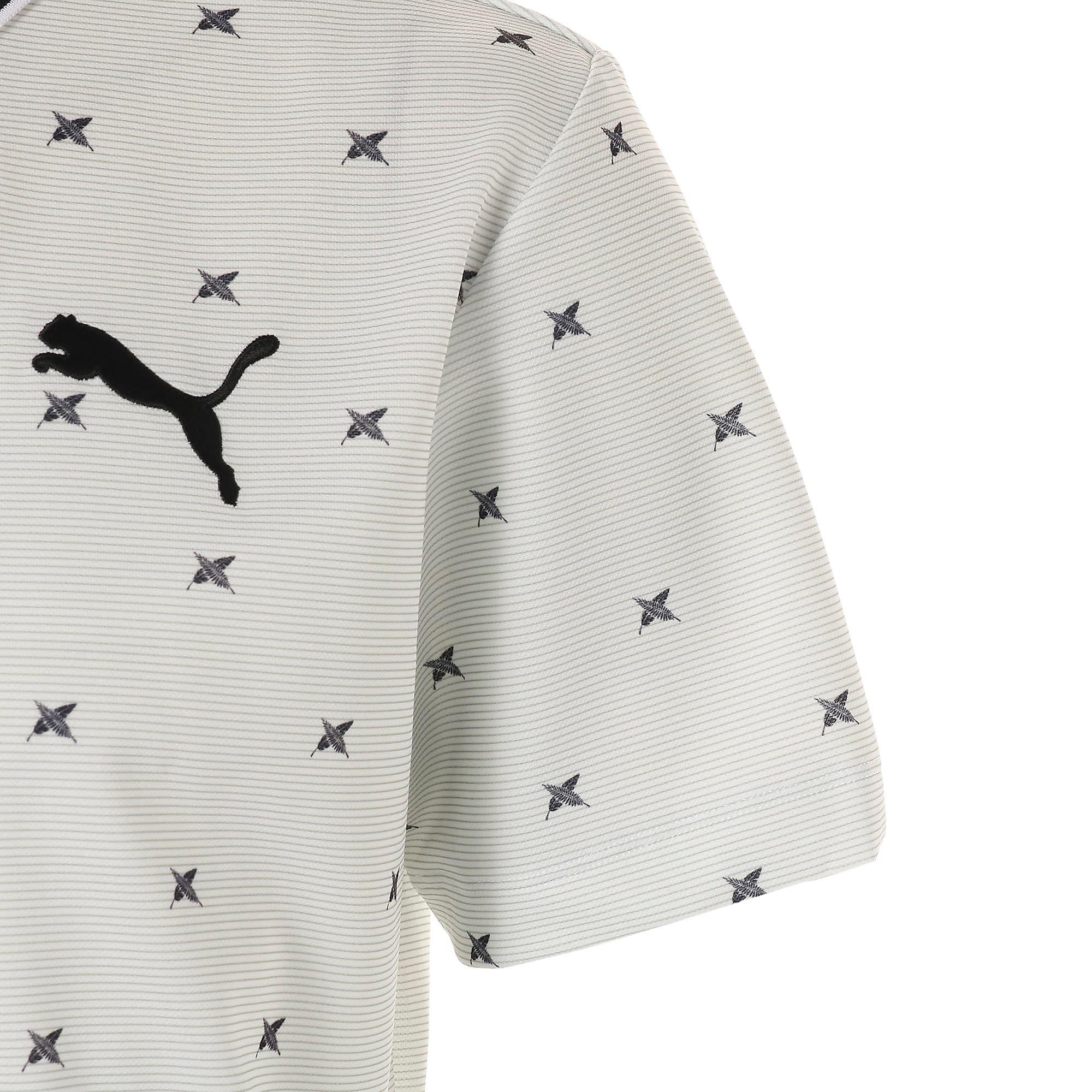 Thumbnail 5 of ゴルフ フェザーフュージョン SSポロシャツ 半袖, Bright White, medium-JPN