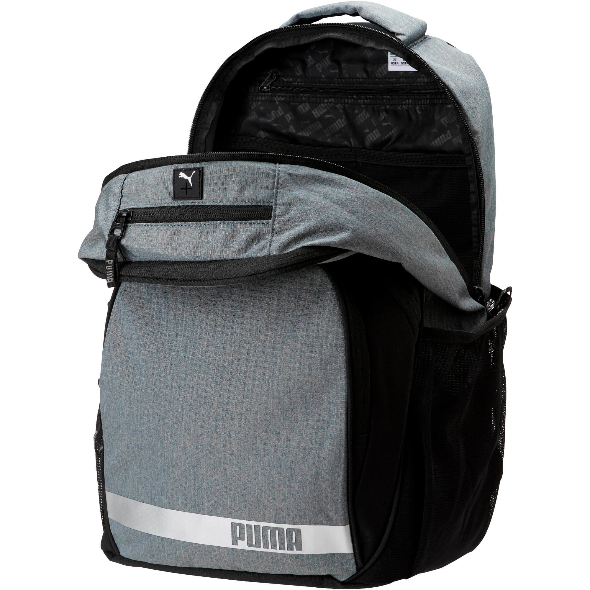 Thumbnail 2 of Formation 2.0 Ball Backpack, Grey/Black, medium