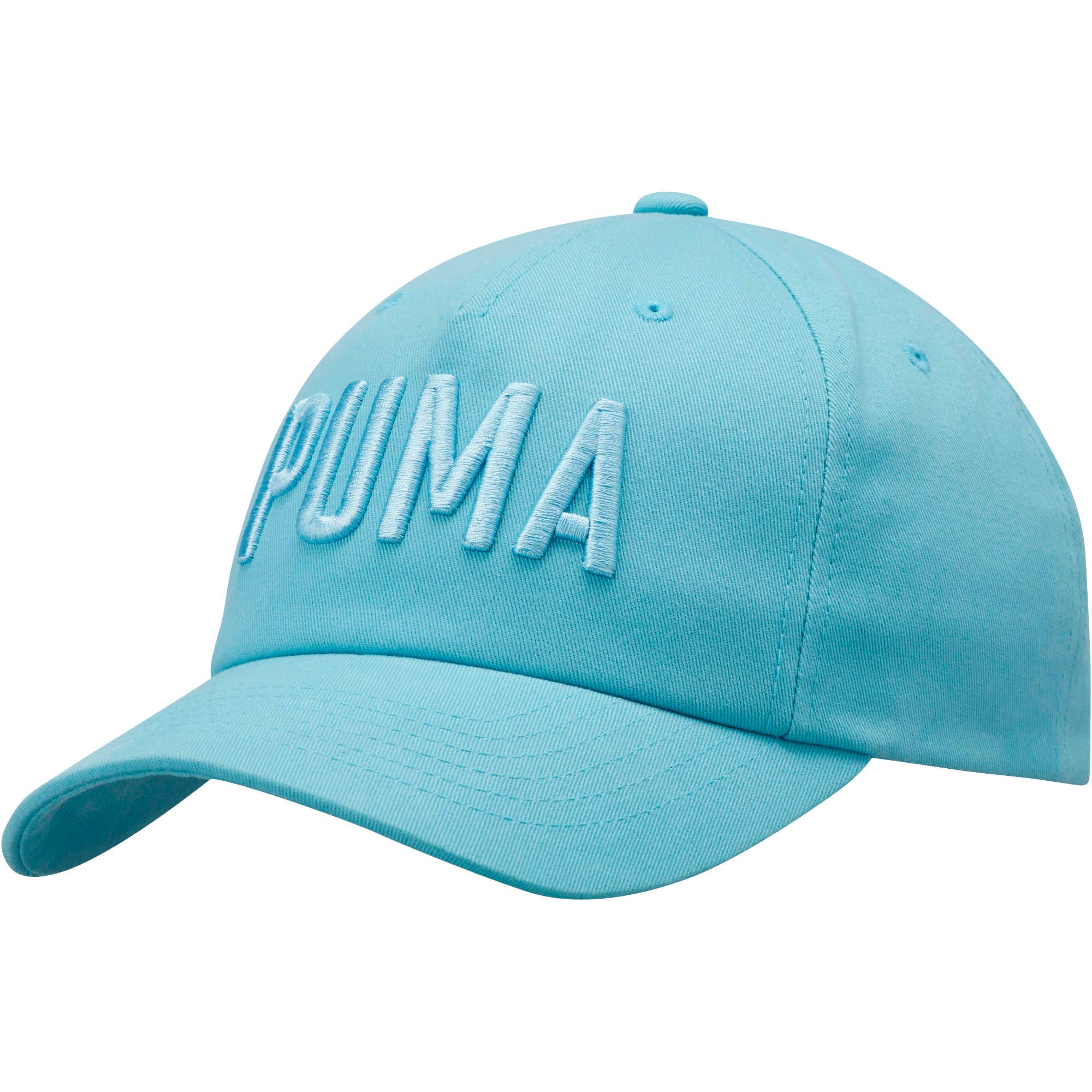 Thumbnail 1 of PUMA Classic Dad Cap, Medium Blue, medium
