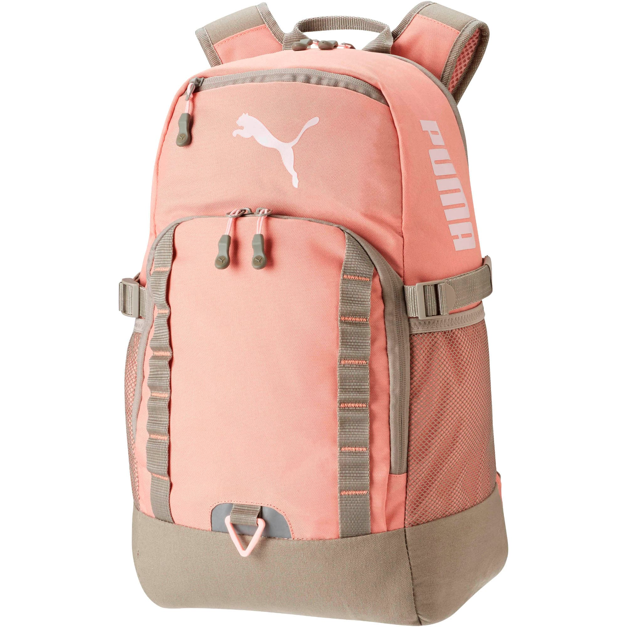 Miniatura 1 de Mochila EVERCAT Fraction, Peach Beige, mediano