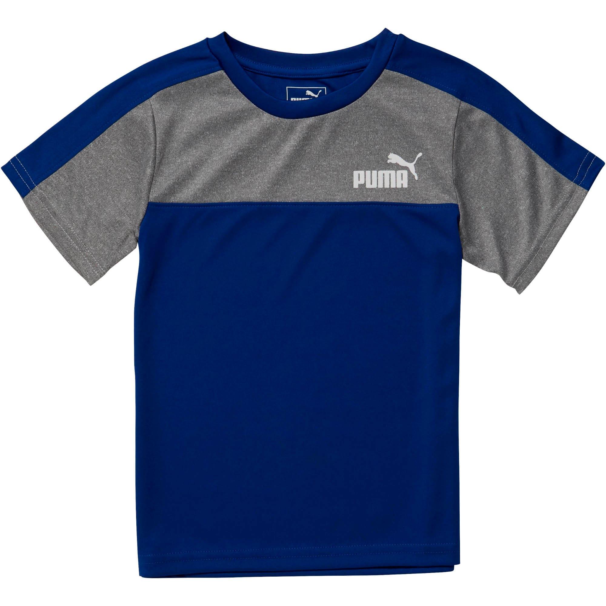 Miniatura 1 de Camiseta en piezas de poliéster entrelazado para niños, NAVEGA EN INTERNET, mediano