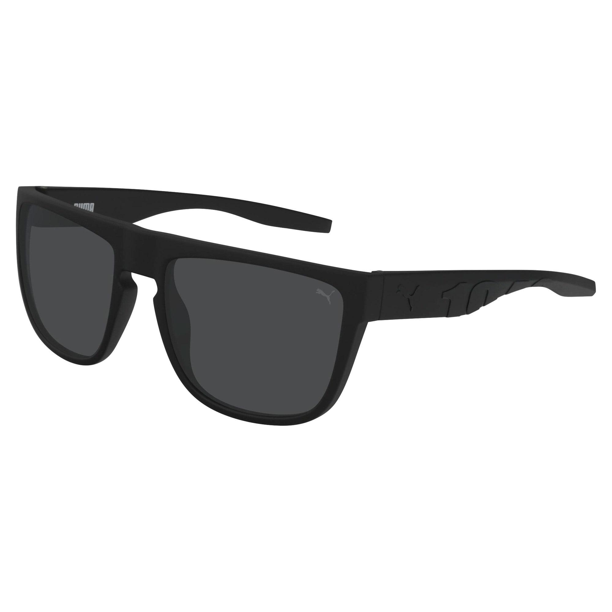 Thumbnail 1 of Men's Sunglasses, BLACK-BLACK-SMOKE, medium
