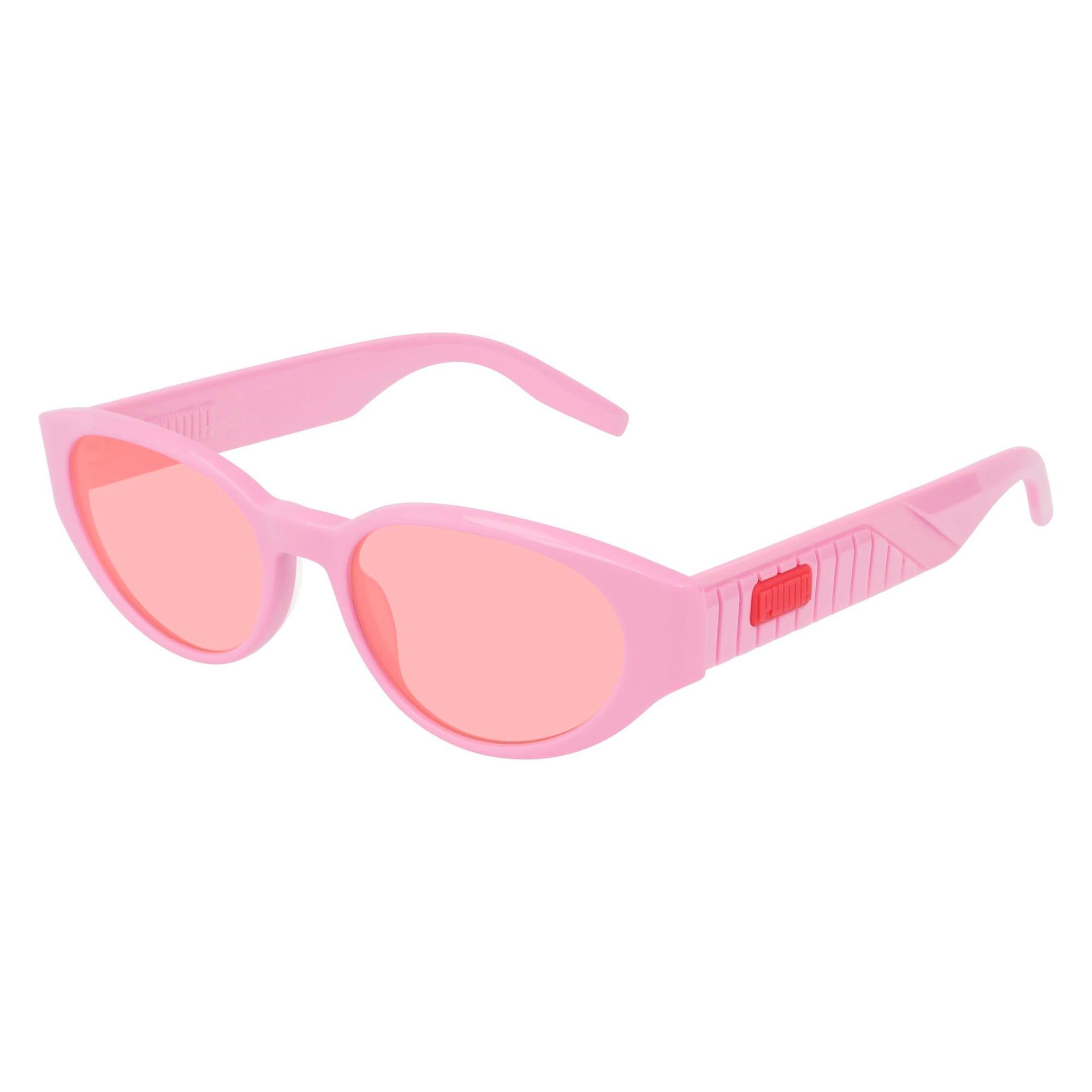 Thumbnail 1 of Victoria Beach Cat Eye Sunglasses, PINK-PINK-RED, medium