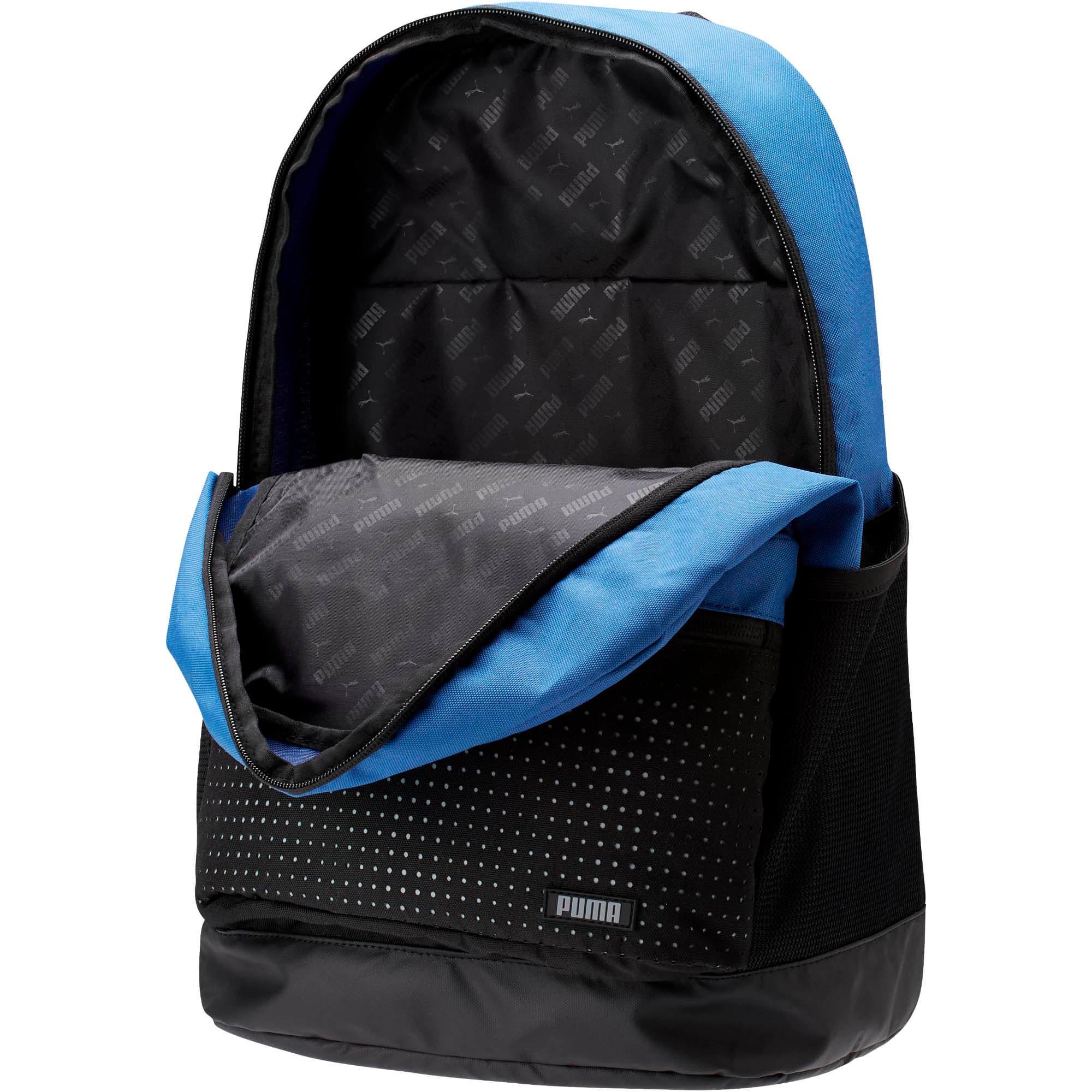 Thumbnail 2 of PUMA Generator 2.0 Backpack, Blue Combo, medium