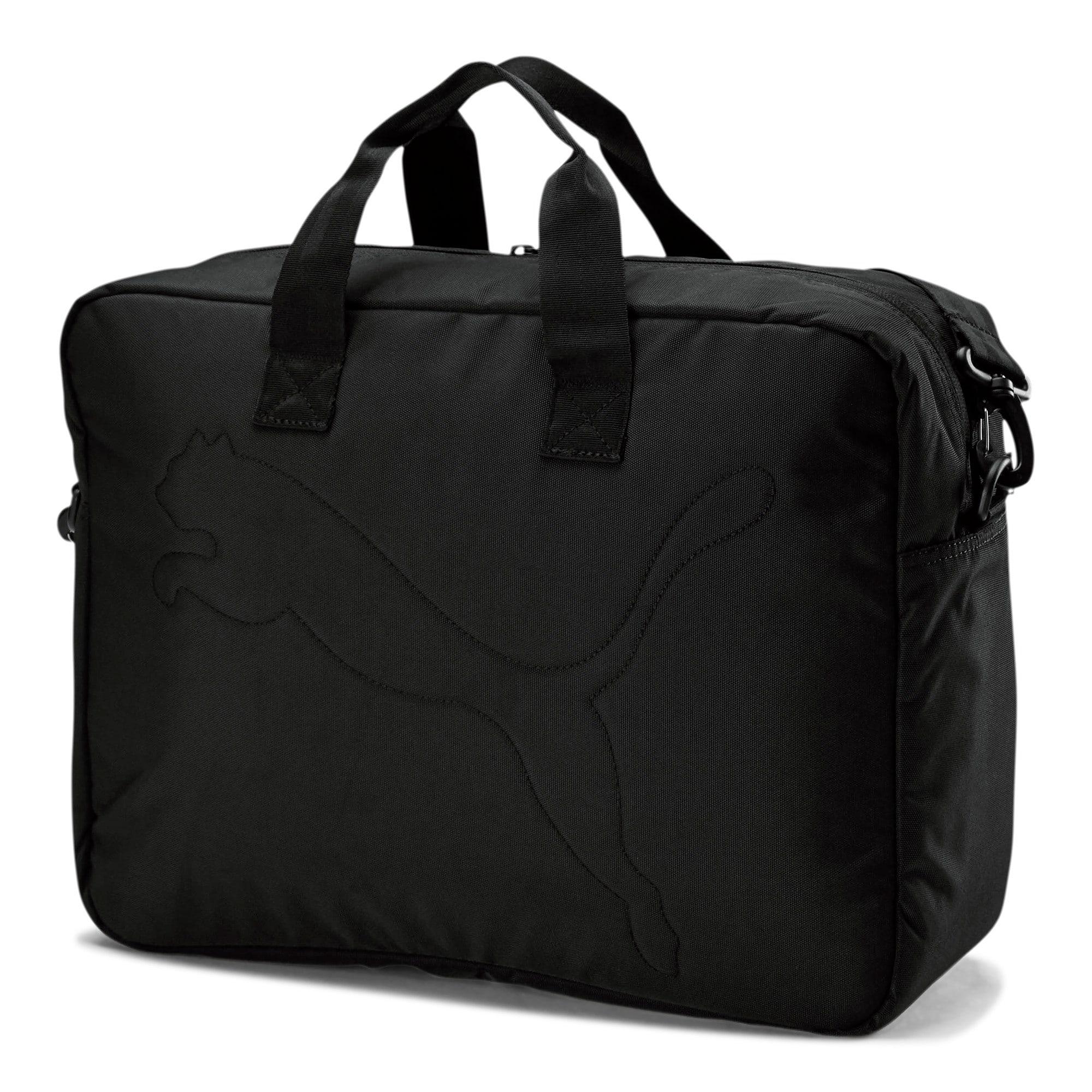 Thumbnail 2 of Revision Messenger Bag, Black, medium
