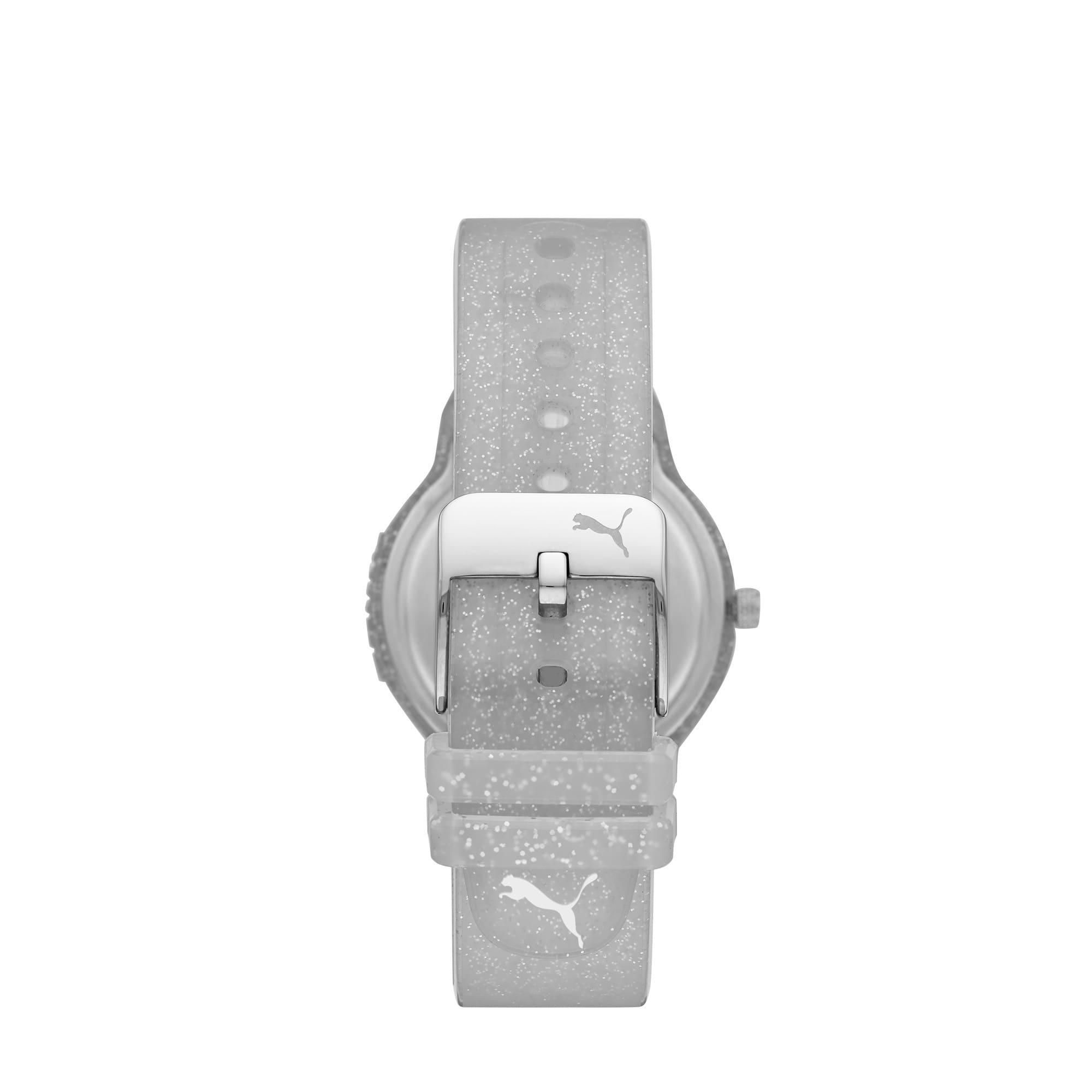 Thumbnail 3 of Reset v2 Watch, Silver/Silver, medium
