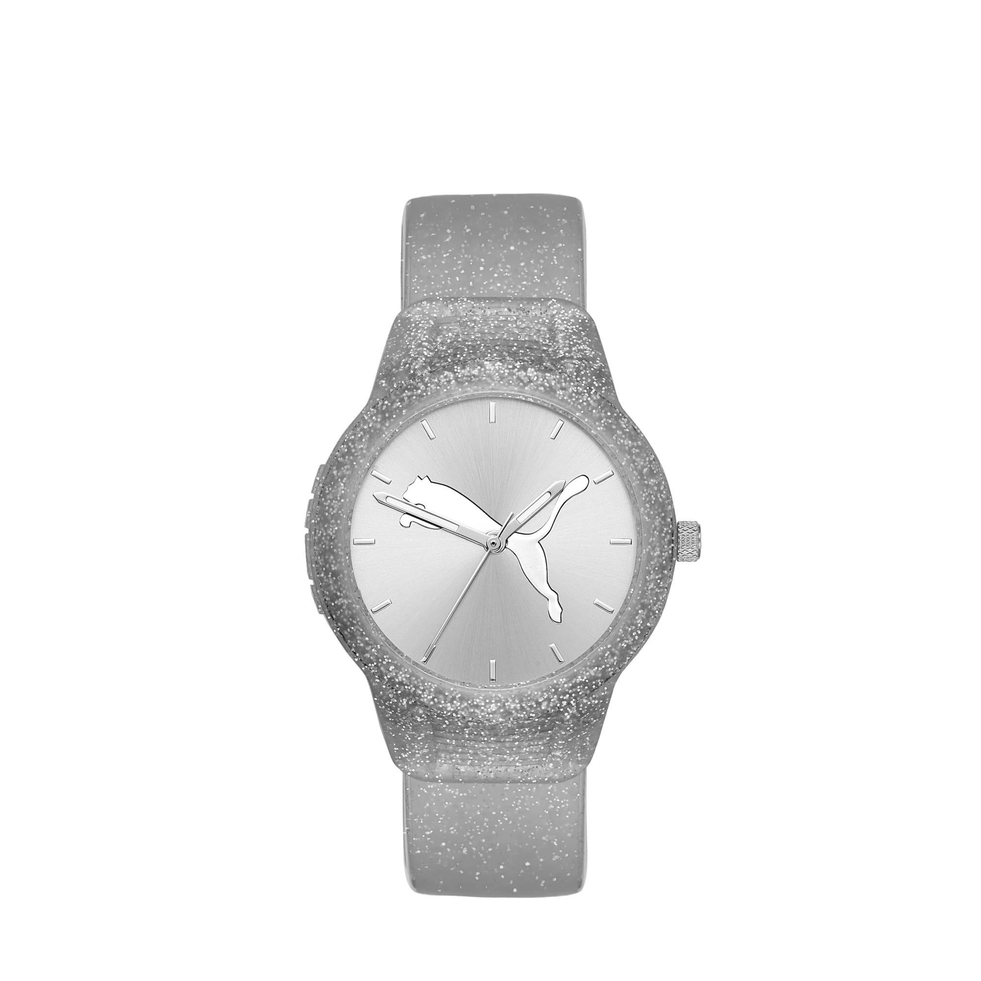 Thumbnail 1 of Reset v2 Watch, Silver/Silver, medium