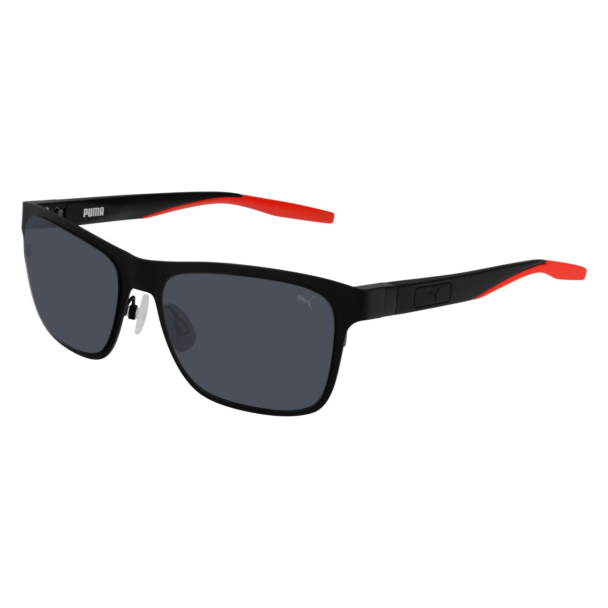 Miniatura 1 de Gafas de sol rectangularesStrand, NEGRO, mediano