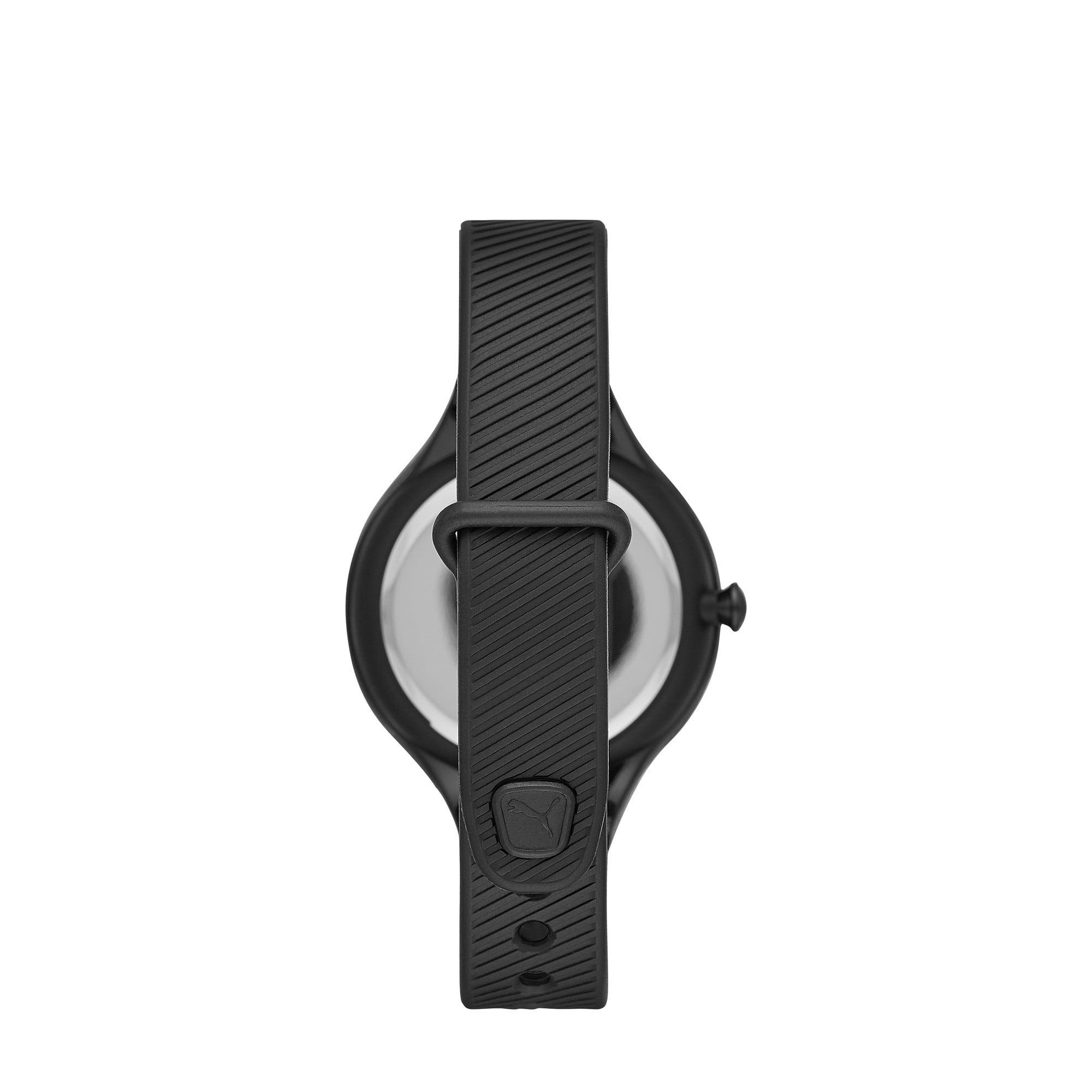 Thumbnail 2 of CONTOUR Ultra-Slim Damen Uhr, Black/Black, medium
