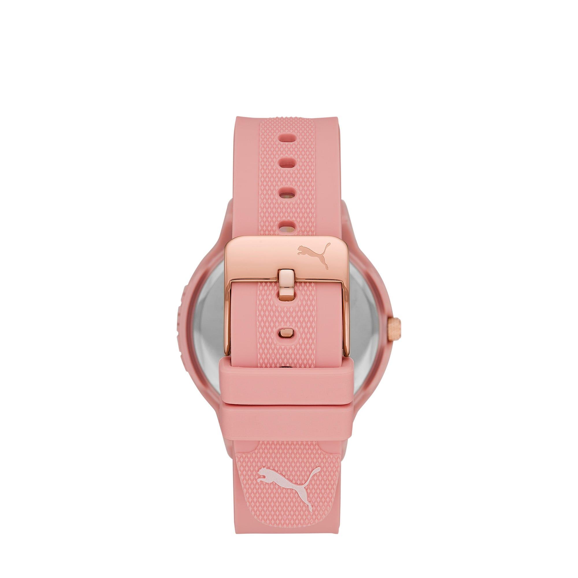 Thumbnail 2 of Reset Rose Gold Watch, Blush/Blush, medium