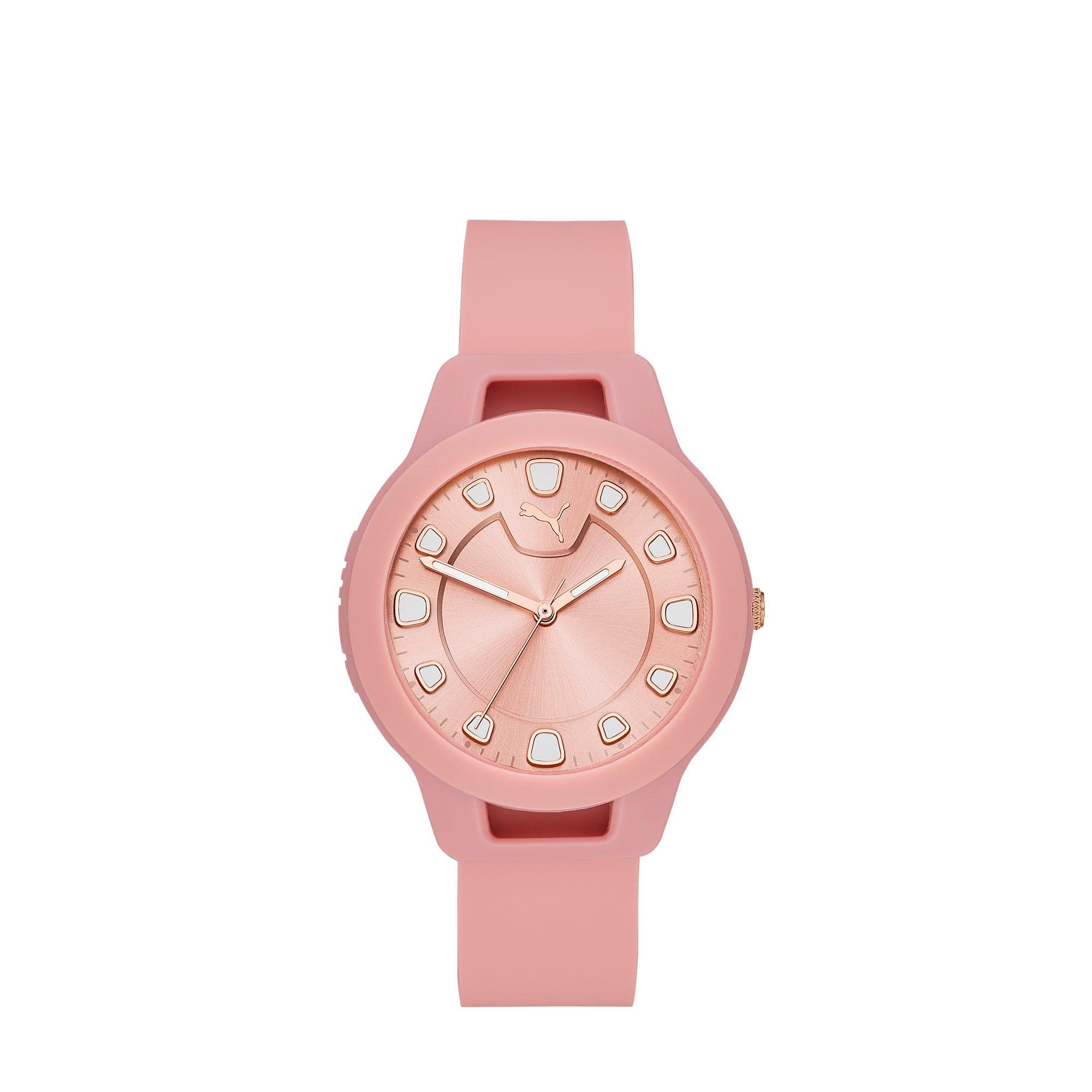 Thumbnail 1 of Reset Rose Gold Watch, Blush/Blush, medium