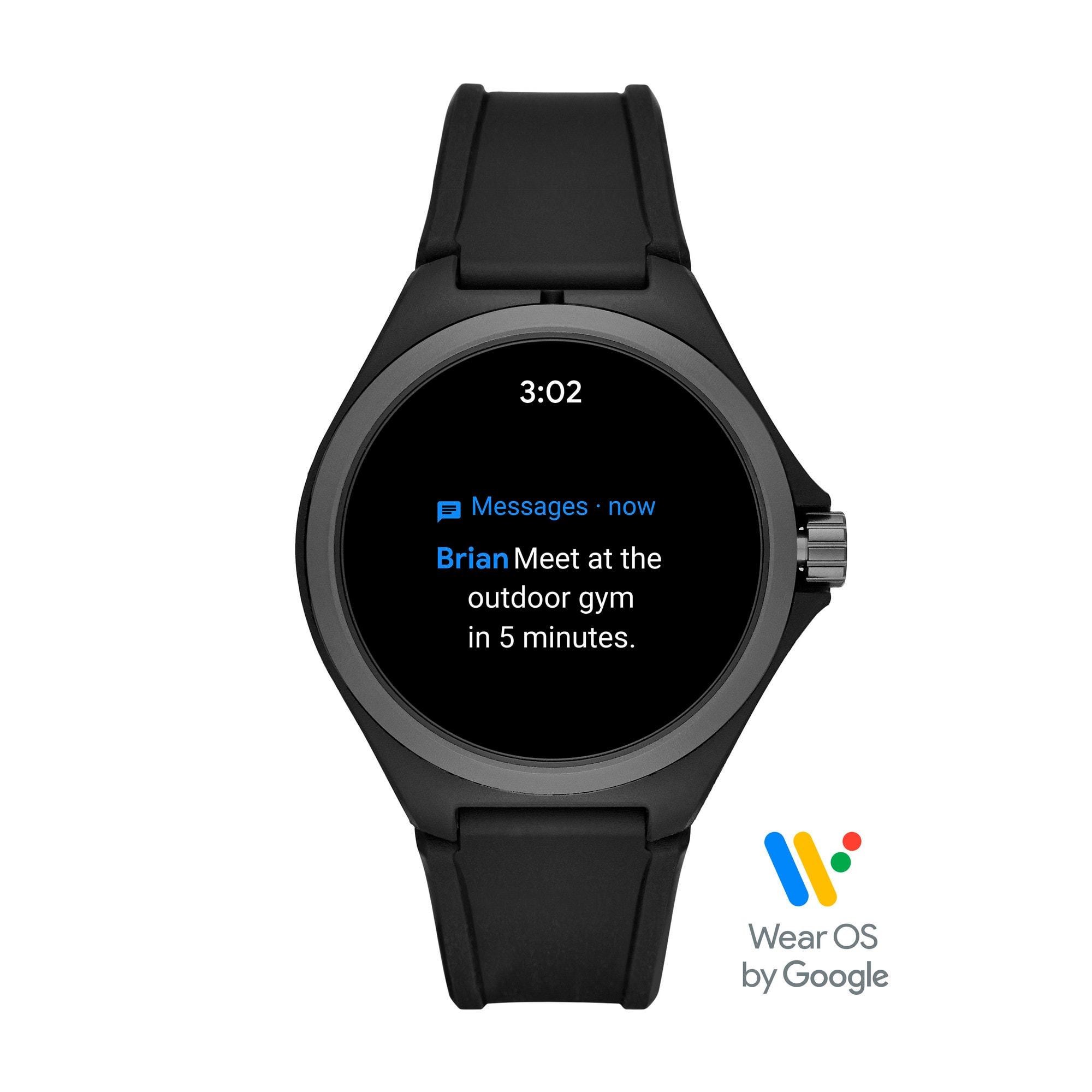 Thumbnail 6 of PUMA Smartwatch, Black/Gray, medium