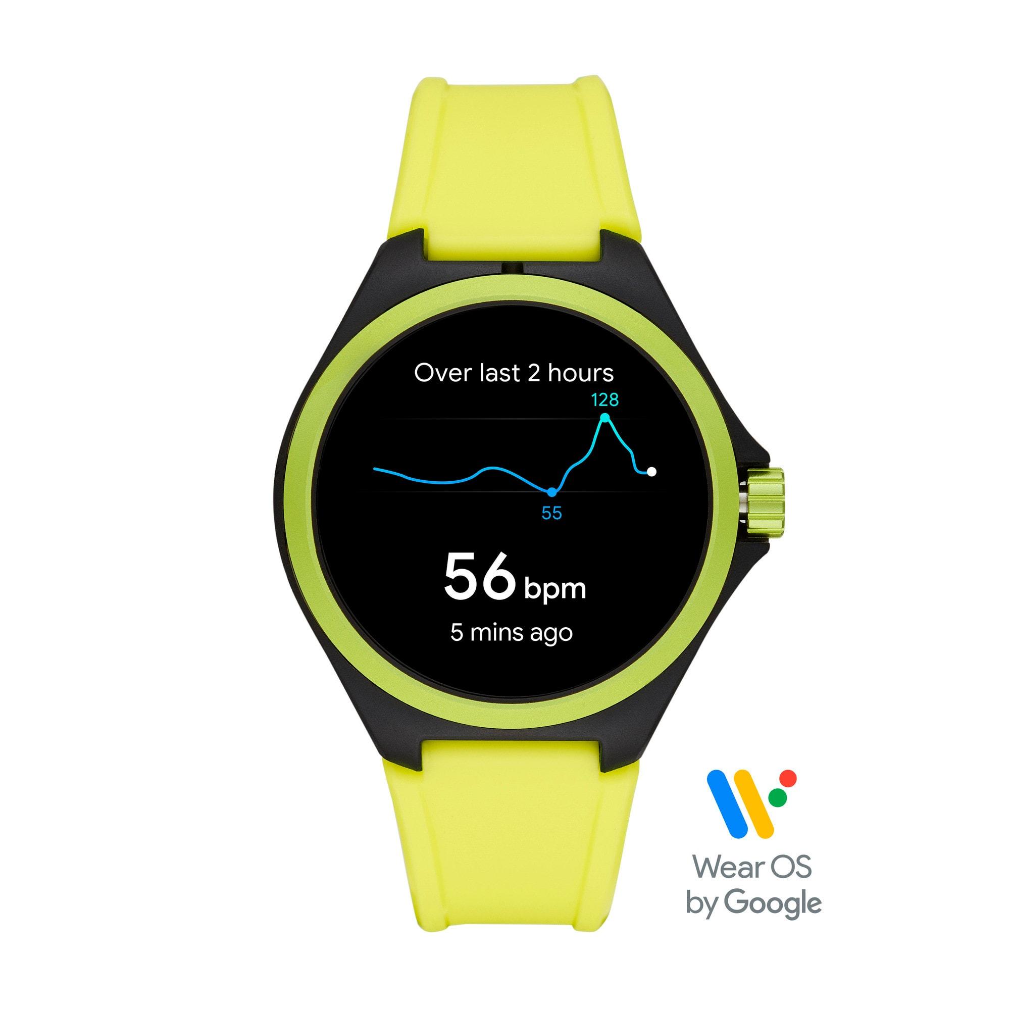 Thumbnail 6 of PUMA Smartwatch, Yellow/Black, medium