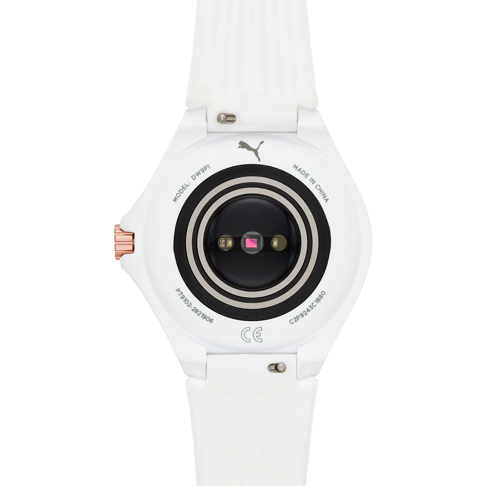 PUMA Smartwatch, White/Rose gold, large