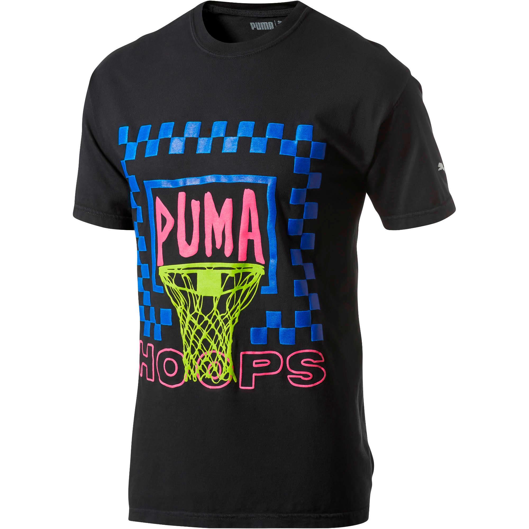 Miniatura 1 de Camiseta PUMA x CHINATOWN MARKET Summertime, Negro, mediano