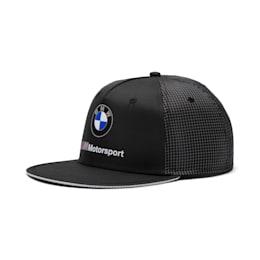 BMW M Motorsport Flat Brim Cap