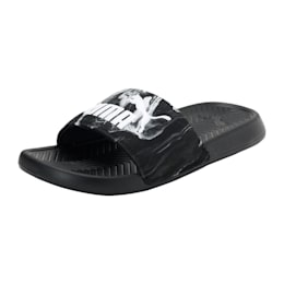 Popcat Marble Slide Sandals