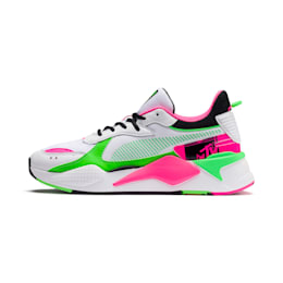 Llamativos zapatos deportivos RS-X Tracks MTV