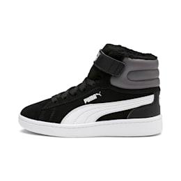 PUMA Vikky v2 Mid Fur Little Kids' Shoes