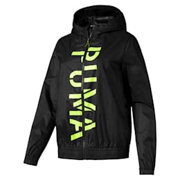 Be Bold Graphic Woven Women's Training Jacket