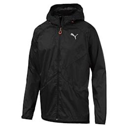 Lightweight Woven Hooded Men's Running Jacket
