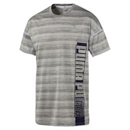 Gemêleerd LastLap T-shirt voor heren
