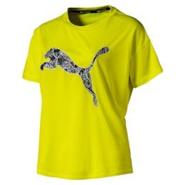 LAST LAP ロゴ SS ウィメンズ ランニング Tシャツ 半袖