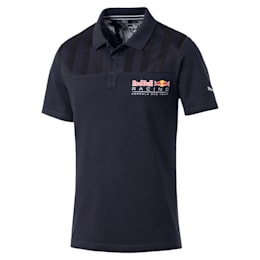 Red Bull Racing Short Sleeve Men's Polo Shirt