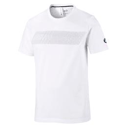 BMW M Motorsport T-shirt met logo voor mannen