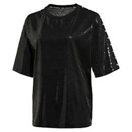T-shirt à paillettes PUMA x THE KOOPLES, femme