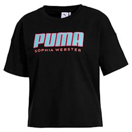 T-shirt PUMA x SOPHIA WEBSTER, femme